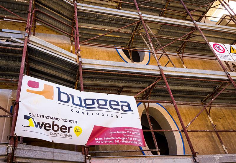 Buggea Costruzioni - pachino - siracusa - ristrutturazioni esterno