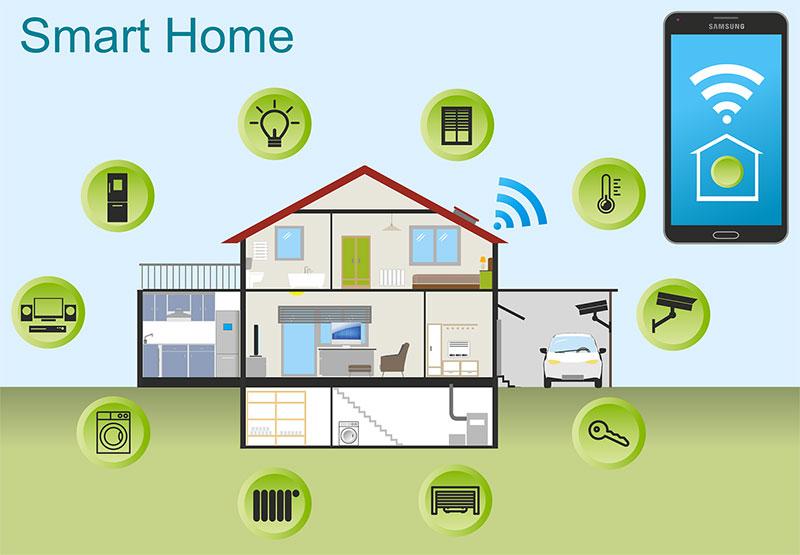 buggea costruzioni - smart home domotica tecnologia abitativa