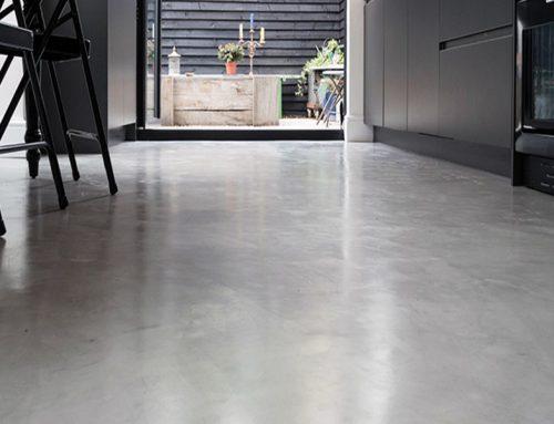 Sostituire il pavimento in cucina