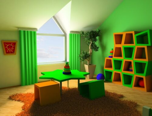Cameretta dei bambini: cinque accorgimenti per riorganizzare lo spazio